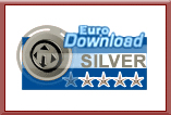 5 stars on Euro Download Silver